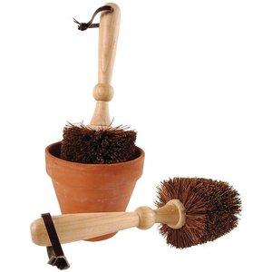 Esschert Design Flower Pot Bristle Brush