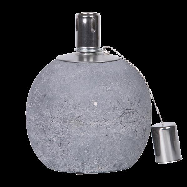 Esschert Design Oil Lamps | Concrete