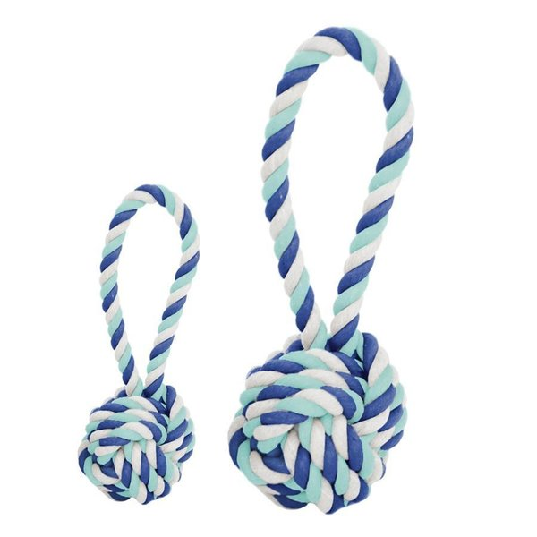 Dog Rope Toy | Tug+Toss | Small