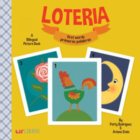 Gibbs Smith Board Book | Loteria | English/Spanish