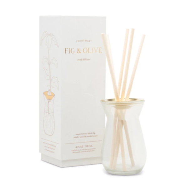 Paddywax Reed Diffusers | Flora Bulb