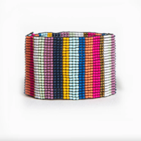 "Stretch Beaded Bracelet | 1.5"""