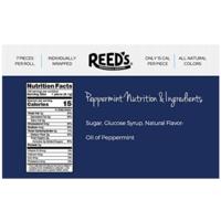 Nassau-Hobbs & Dobbs Candy   Reeds Roll   Peppermint