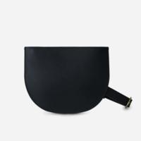 Crescent Belt Bag | Half Moon | Grey