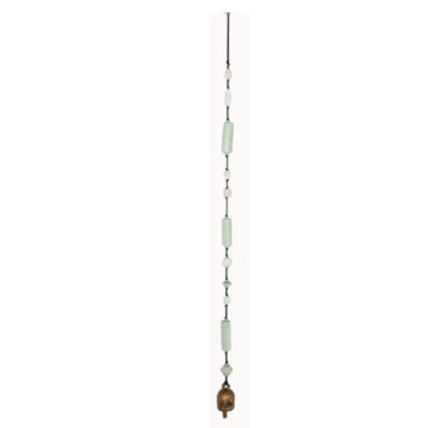 Moksha Imports Chime   Glass Beads Purity
