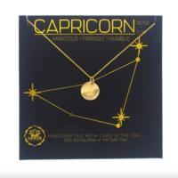 Lotus Jewelry Studio Necklace | Zodiac