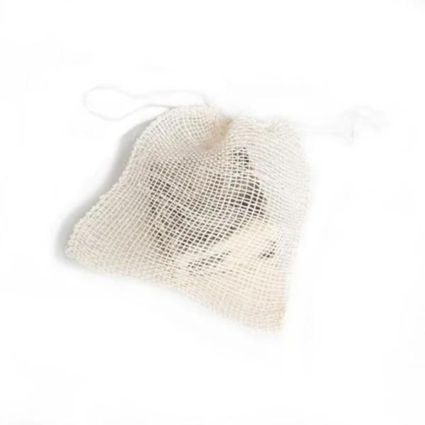 SallyeAnder Soaps Pouch Bag | Ayate Soap Saver