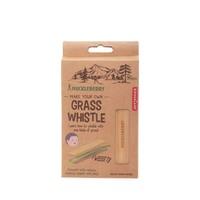 Kikkerland Toy   Grass Whistle