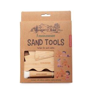 Kikkerland Toy | Sand Tools