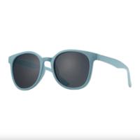 Sunglasses Farina | Turquoise + Smoke Lens