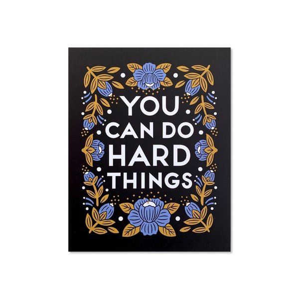 Wild Hart Paper Art Print | Hard Things