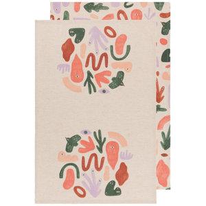Now Designs Tea Towel | Set of 2 | Curio