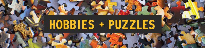 ○Hobbies + Puzzles