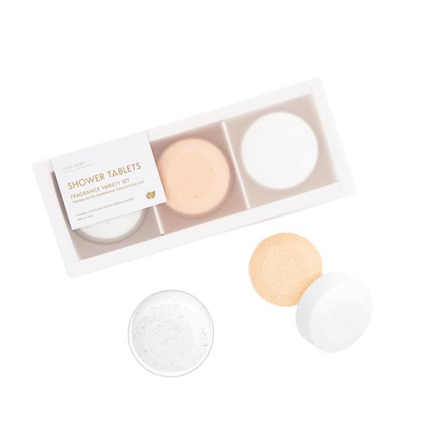Yuzu Soap Shower Tablets | Variety Sets