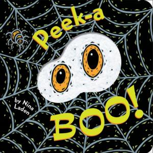 Chronicle Books Board Books | Finger Puppet | Halloween
