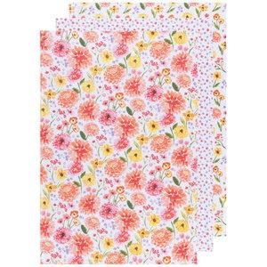 Now Designs Floursack Towel Set | Cottage Floral