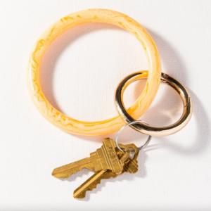 Ink + Alloy Key Ring | Bangle