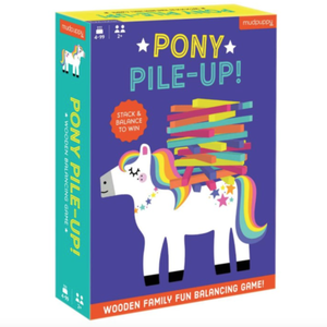 Chronicle Books Game | Pony Pile-Up
