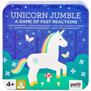 Chronicle Books Games | Card Matching | Jumble