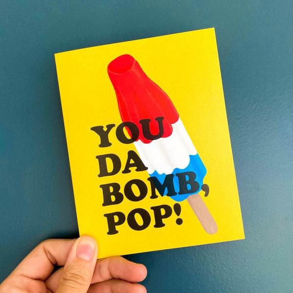 Plenty Made Card | PLENTY Made | Father's Day | Bomb Pop