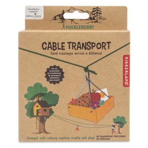 Kikkerland Kit | Cable Transport