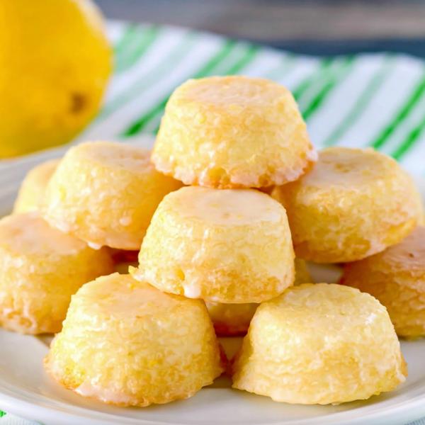 Hammond's Cakes   Lemon