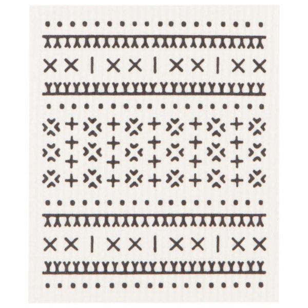 Now Designs Swedish Dishcloth   Onyx
