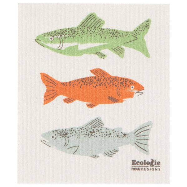 Now Designs Swedish Dishcloth   Gone Fishin'