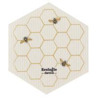 Now Designs Swedish Dishcloth | Shaped Bees