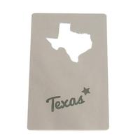 Zootility Tools Wallet Bottle Opener | TX
