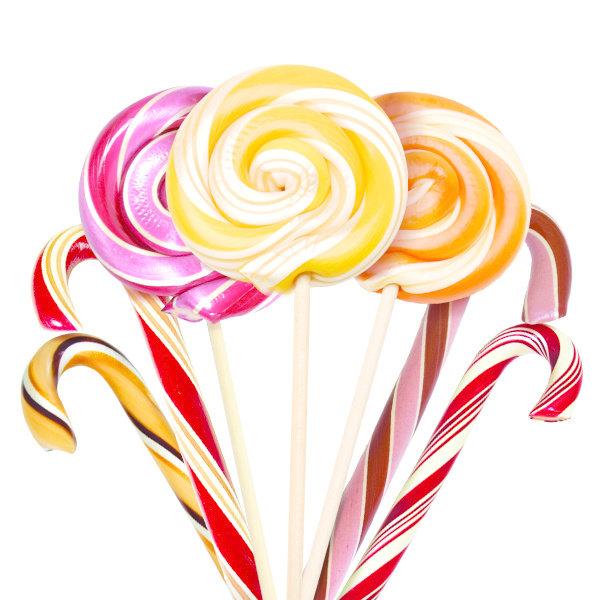 Hammond's Lollipops   Organic