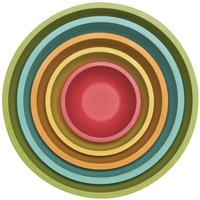 Now Designs Mixing Bowls | Set/5 | Planta Primary