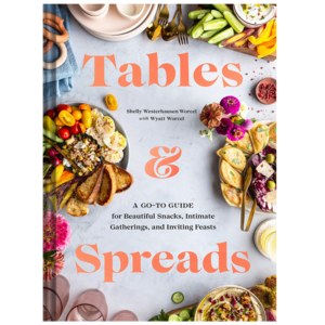 Chronicle Books Book | Tables & Spreads