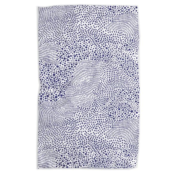 Geometry House Tea Towel | Microfiber | Changing Spots