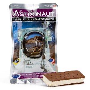 Nassau-Hobbs & Dobbs Astronaut Ice Cream | Vanilla