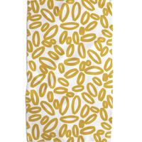 Geometry House Tea Towel | Microfiber | Gold Taylor