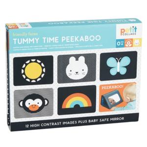 Chronicle Books Card Game | Tummy Time Peekaboo