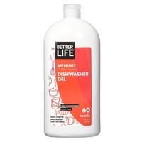 Better Life Dishwasher Gel   30 fl oz   Unscented