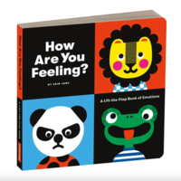 Chronicle Books Board Book | How Are You Feeling?