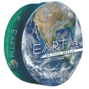 Chronicle Books Puzzle | 100pc | Earth