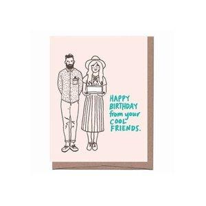 La Familia Green Card | Birthday | Cool Friends