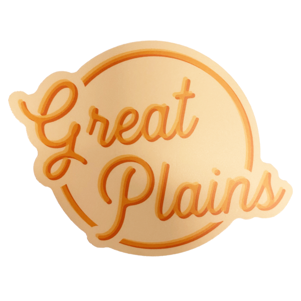 Stickers Northwest Sticker | Great Plains