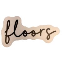 Stickers Northwest Sticker   Floors