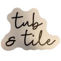 Stickers Northwest Sticker   Tub & Tile