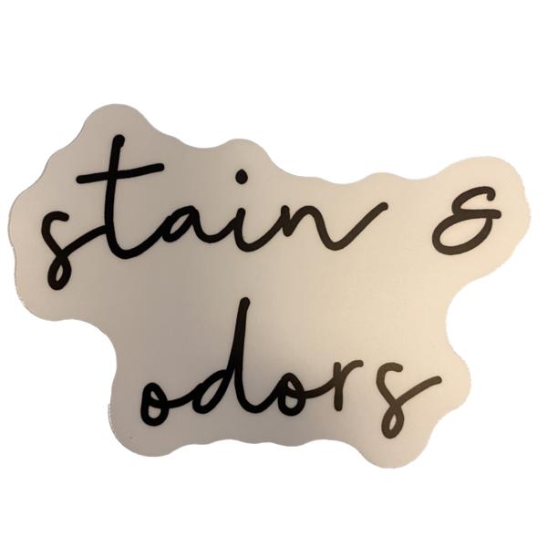 Stickers Northwest Sticker   Stain & Odors