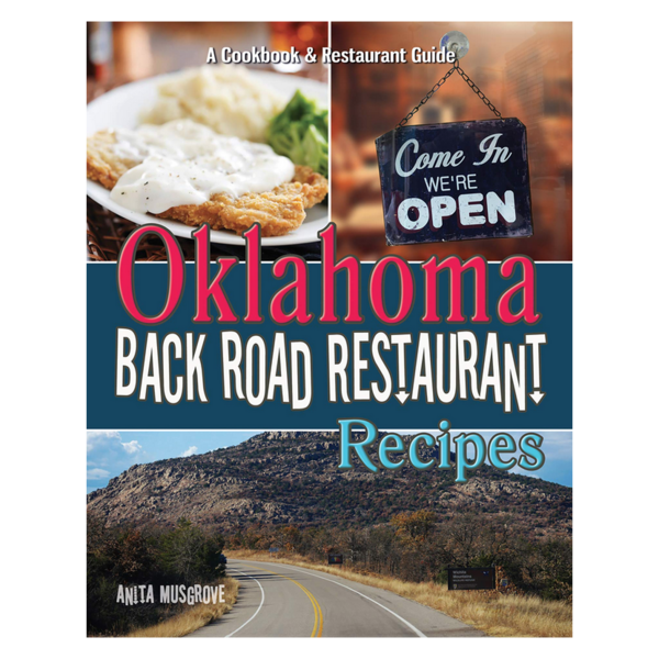 Great American Publishers Book | Oklahoma Back Road Restaurant Recipes