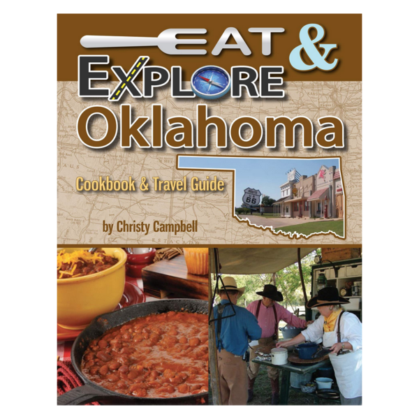 Great American Publishers Book   Eat & Explore Oklahoma