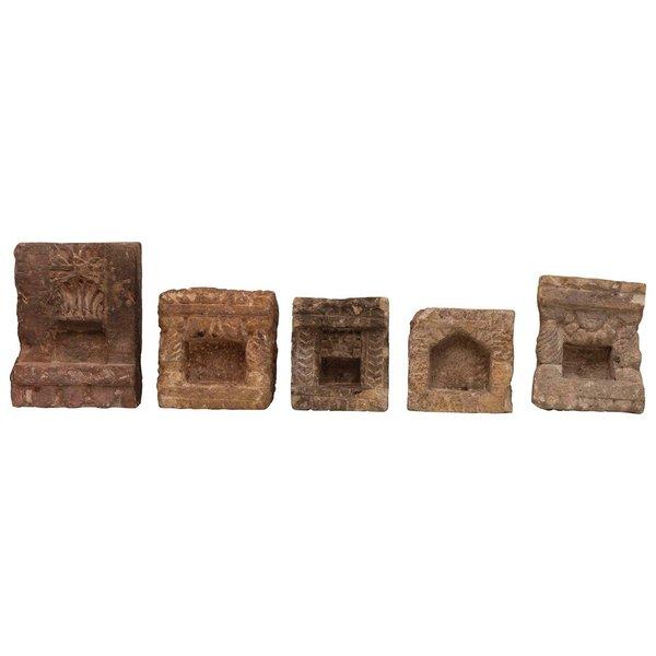 Creative Co-Op Decorative Stone | Antique Reproduction