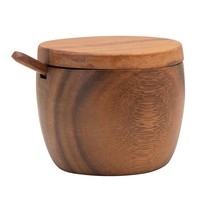 """Creative Co-Op Canister + Spoon 