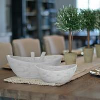 Architec Serving Bowl | EcoMarble | 7qt